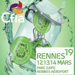 Salon CFIA de Rennes – 12 au 14 mars 2019 1