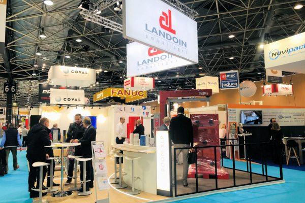 Les photos du salon EuroPack EuroManut CFIA de Lyon 2019 3