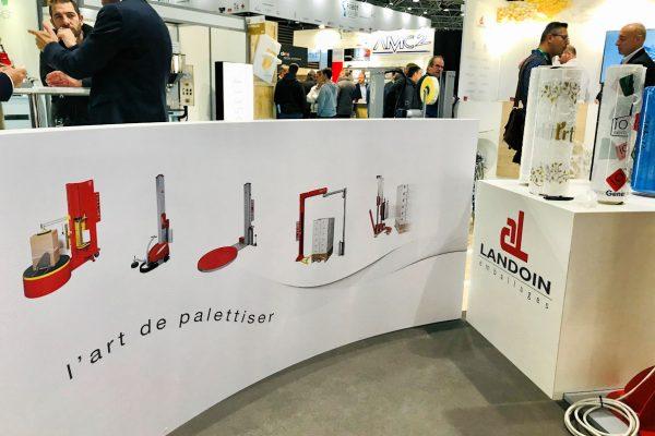 Les photos du salon EuroPack EuroManut CFIA de Lyon 2019 4