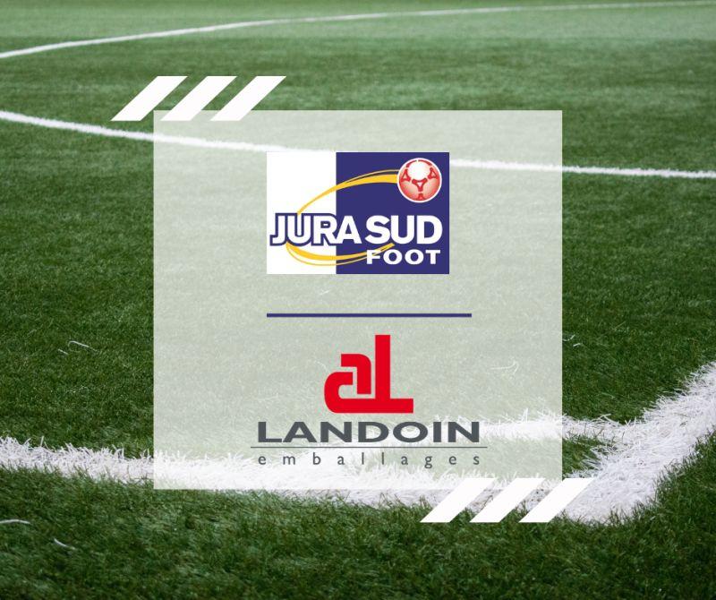LANDOIN emballages, partenaire de JURA SUD FOOT