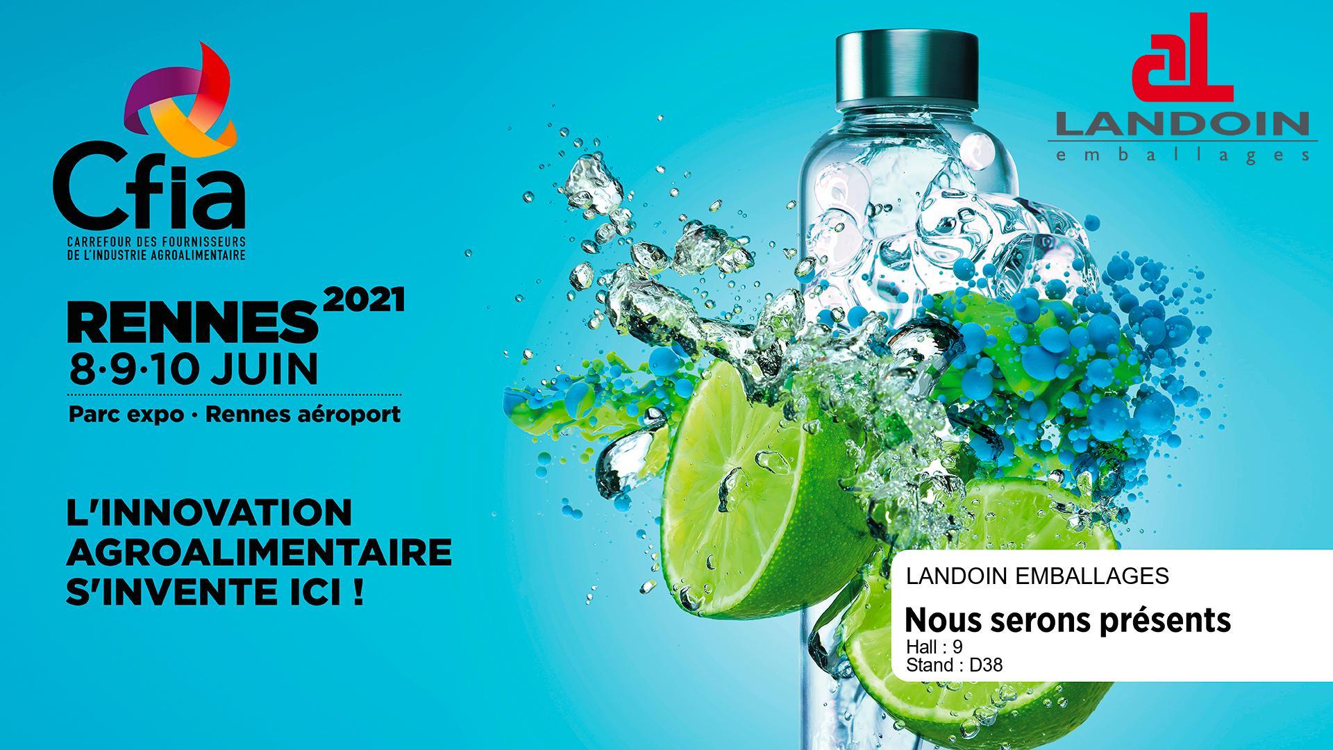 Salon CFIA de Rennes